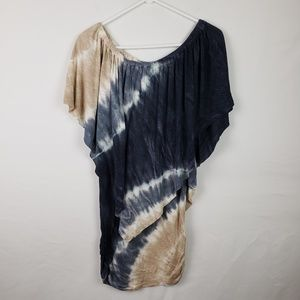 Young Fabulous & Broke Dress Tie Dye #582